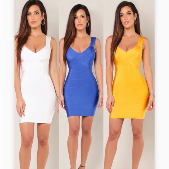 WOW couture Dresses & Skirts - Bandage dress